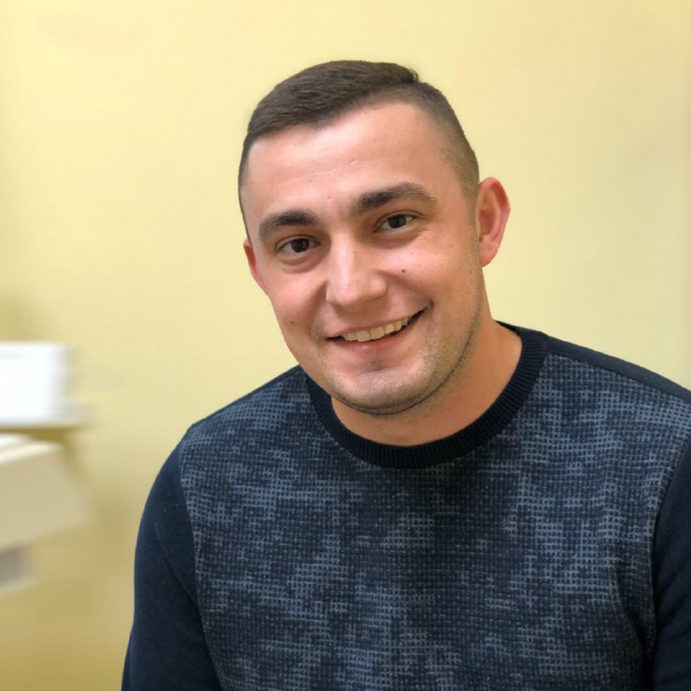 Тюваев Дмитрий Сергеевич