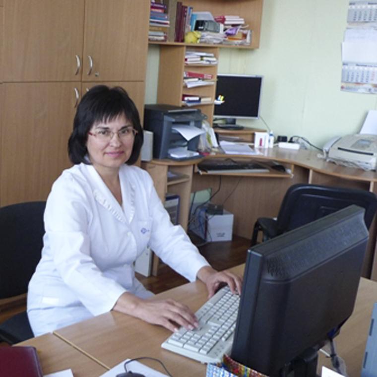Сидоренко Инна Васильевна