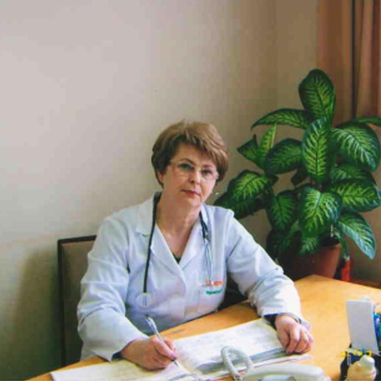 Василенко Валентина Васильевна